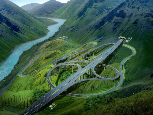 高原严寒区双向四车道高速公路路基土建工程施工组织设计142页