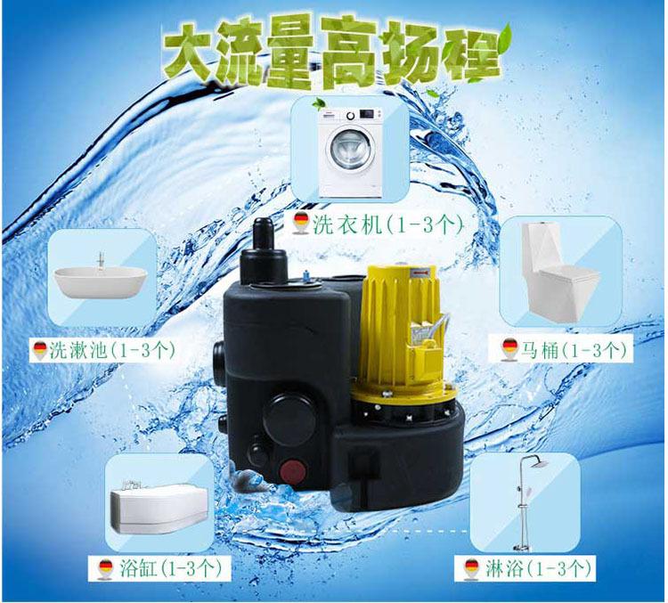 污水提升器选型指南