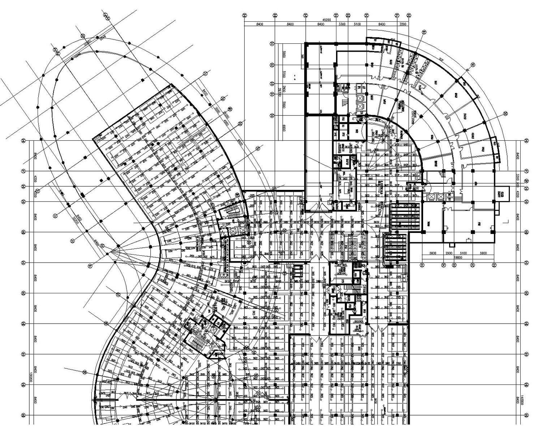 [兰州]高层科技产业园主楼配楼地库给排水消防系统初步设计