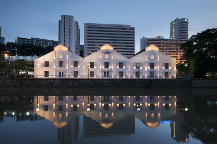 新加坡Warehouse酒店