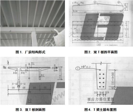 预应力碳纤维板加固某混凝土双T板实例研究