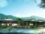 [上海]生态绿洲工业园区景观设计方案