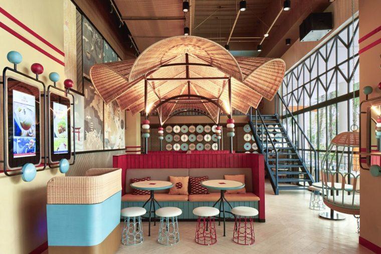 雅加达当代日式酒馆