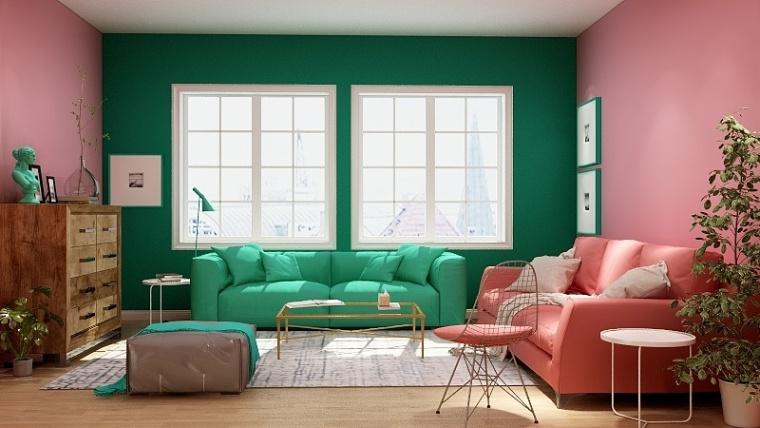 简约大气北欧风格——室内效果图