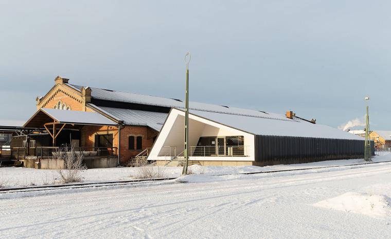 瑞典Magasinet文化中心