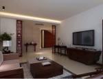 简洁中式客厅3D模型下载