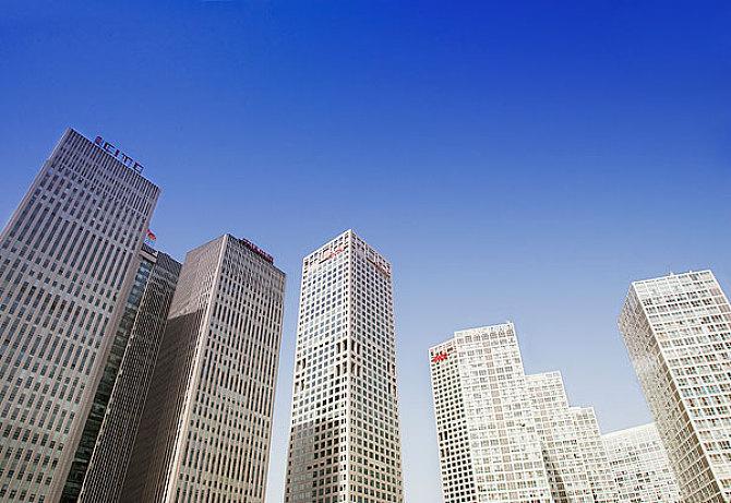 北京昌平综合科研楼电气全套施工图