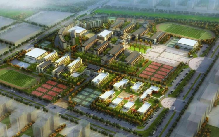 [广东]兴宁市综合性学校规划及建筑设计方案文本