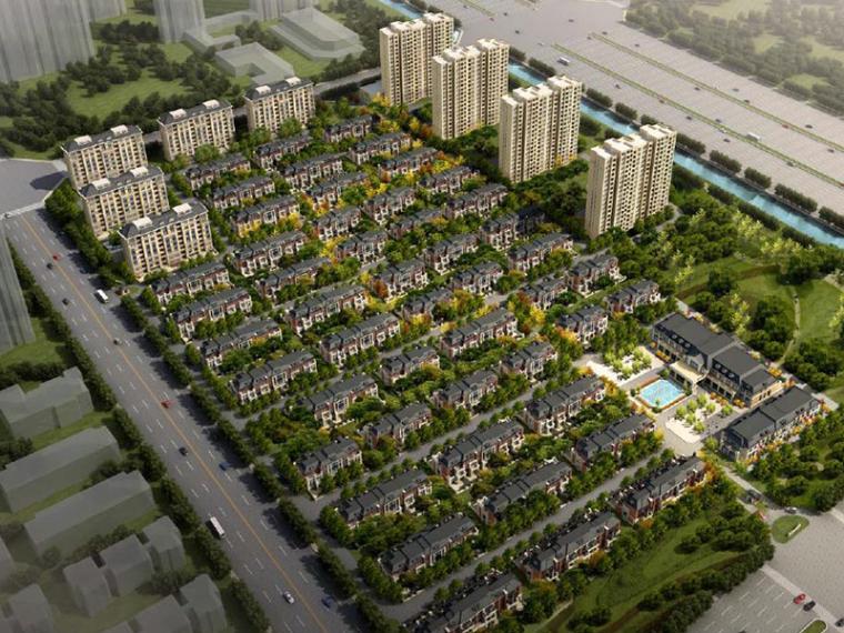 [江苏]连云港地中海风居住区规划设计方案文本(完成版+PDF180张)
