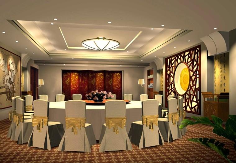 2层餐厅VIP包间2