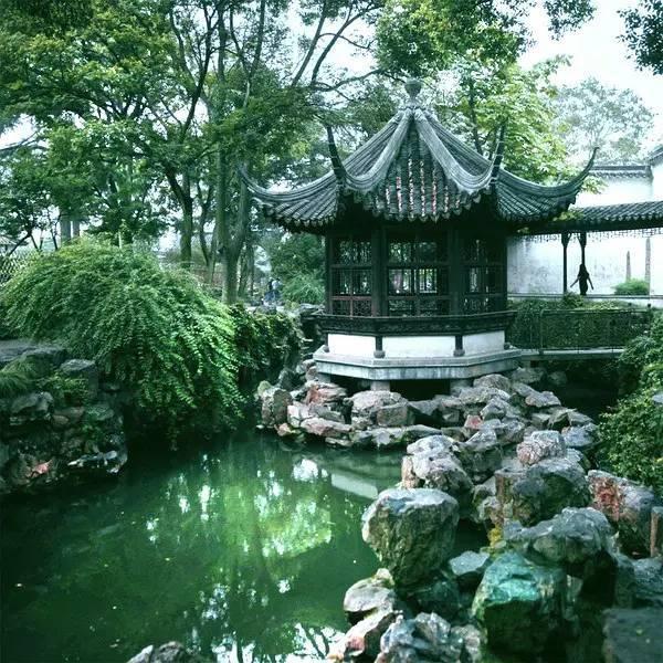 中式住宅景观 国人的田园梦_4