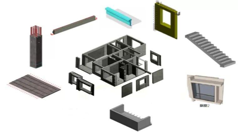 BIM技术在装配式建筑中的应用价值