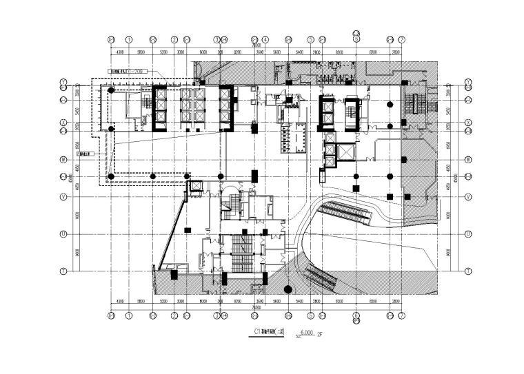 [广州]3栋超高层(办公楼+酒店)幕墙系统施工图(2014)