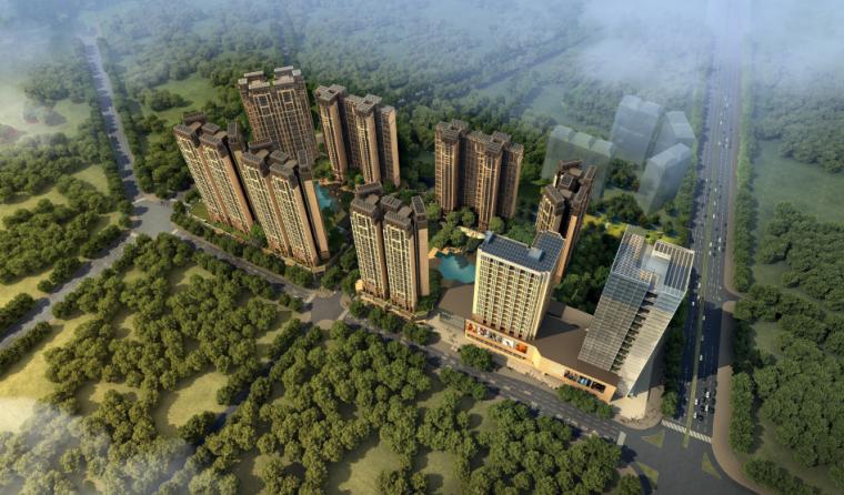 [广州]深圳城市更新项目居住建筑设计方案文本(PDF)