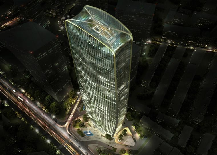 中国最高摩天大楼_6