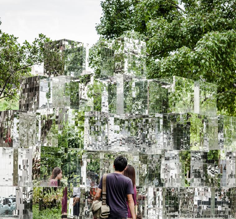 泰国Siam公园KHAOMO装置_6