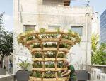 共享花园 : 模块化城市花园装置