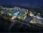 [合集]五套综合性医院医院建筑设计方案文本(CAD+SU+文本)