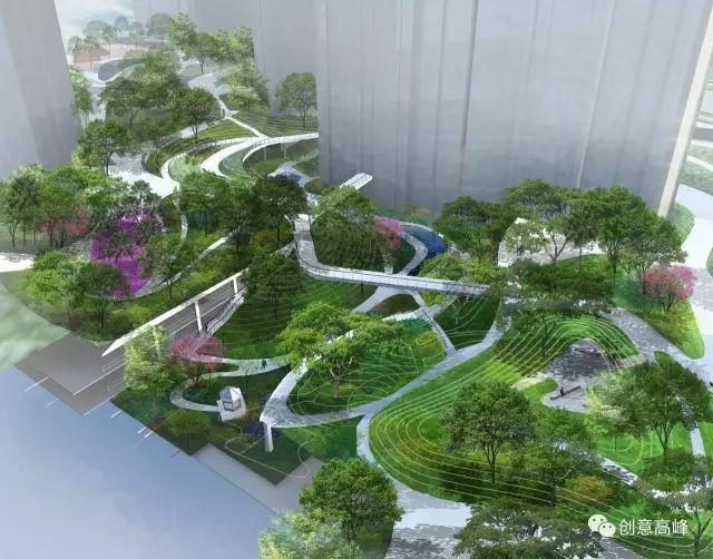 相比美国景观设计师,我们的差距到底在哪里?