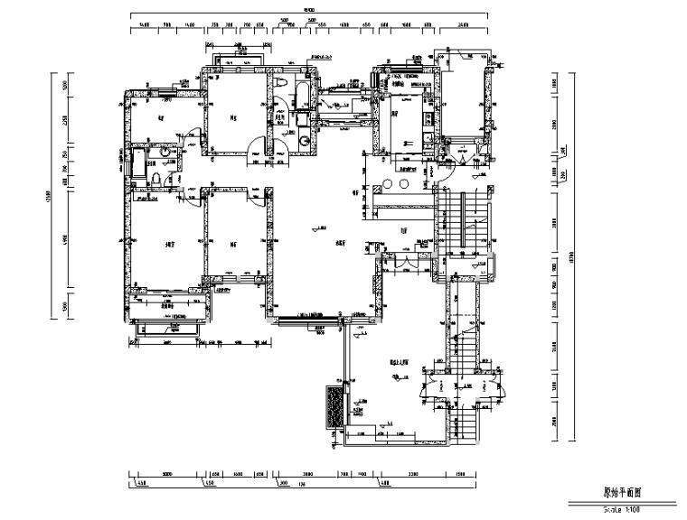 [河北]3套新中式风格山庄别墅设计施工图(附效果图+3D模型)