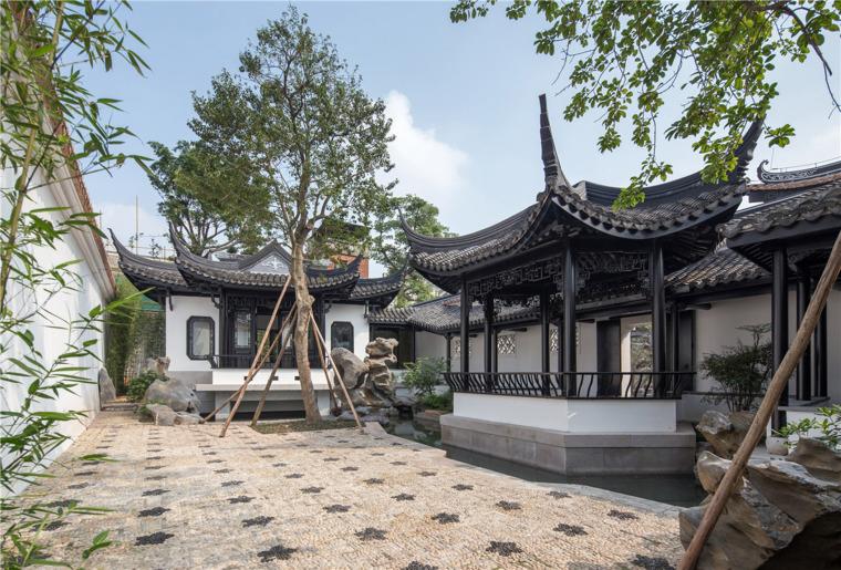 广州粤剧艺术博物馆景观