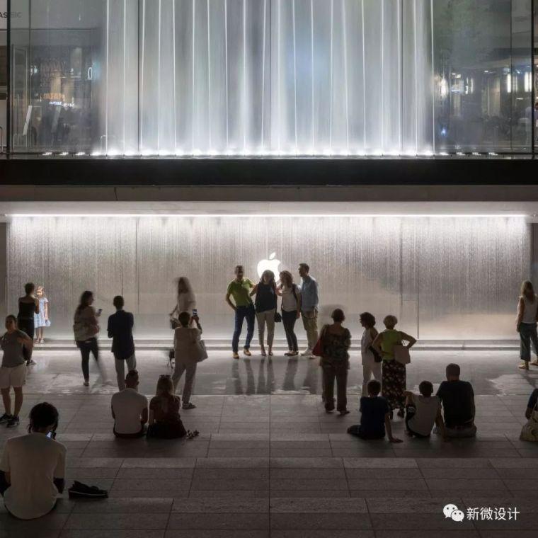 """苹果最新米兰旗舰店设计,被誉为""""欧洲最美苹果店""""_8"""