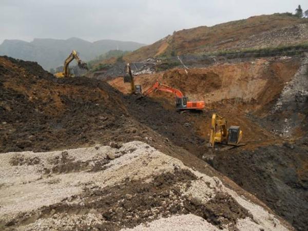 [工程案例]深基坑开挖专项施工方案(H>5m)