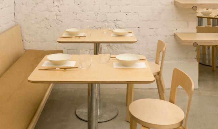 [北京]巧巧桑当代日本餐厅室内设计方案