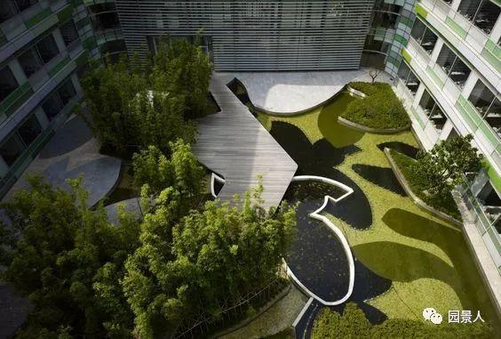景观中庭,建筑群的心脏!_10