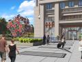 [北京]丰台科技园商业综合体景观设计方案(尊崇、时尚、艺术)