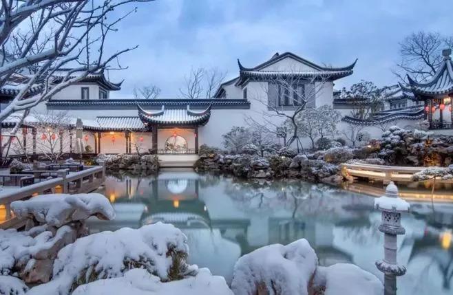 新中式庭院尽显书香意气_26