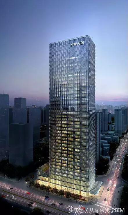 深圳市中洲大厦-BIM技术应用于超高层机电安装工程