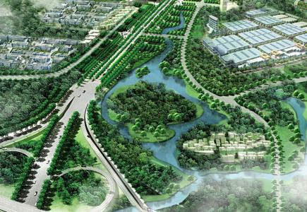 [广东]佛山一环快速干线沿线片区控制性详细规划设计方案文本