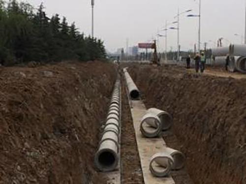[辽宁]博大塑胶西路市政道路及道路排水工程施工组织设计