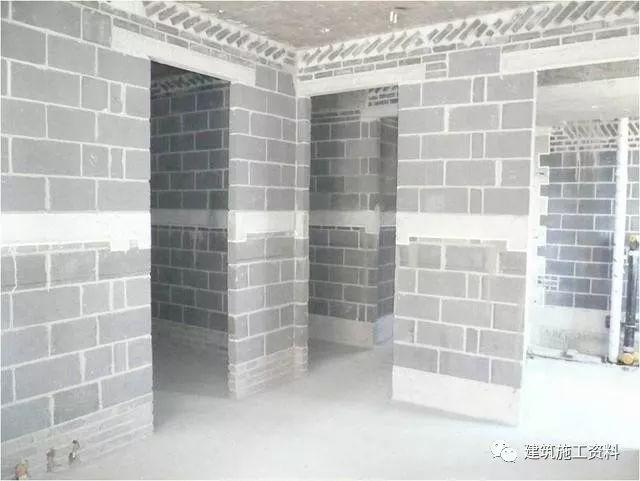 加气混凝土砌块施工监理应该重点检查哪些内容?_6