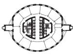 陕西省信息大厦超高层组合筒体结构设计和安全性分析论文