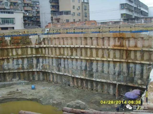 工程中几种常见的止水帷幕形式,未来降水极有可能被禁止,帷幕止_2