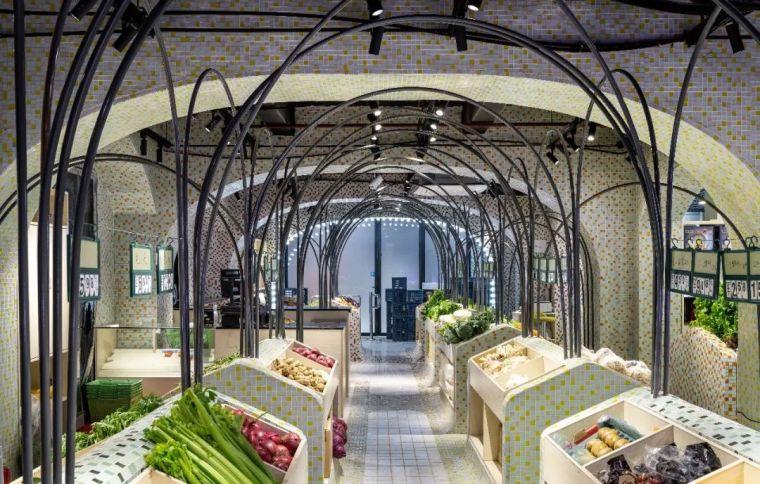 新作|全上海最时髦的小菜场在这里