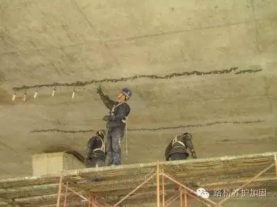 灌浆加固法在桥梁裂缝维修中的应用探析_3