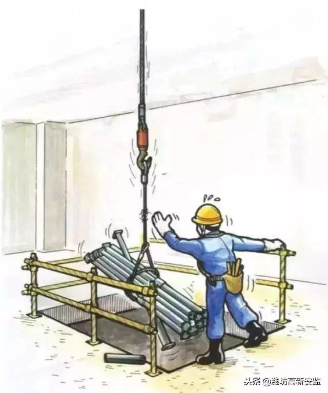 10种高处坠落类型的事故风险点!_1