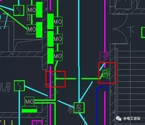 弱电图纸中敷设方式符号表示大全