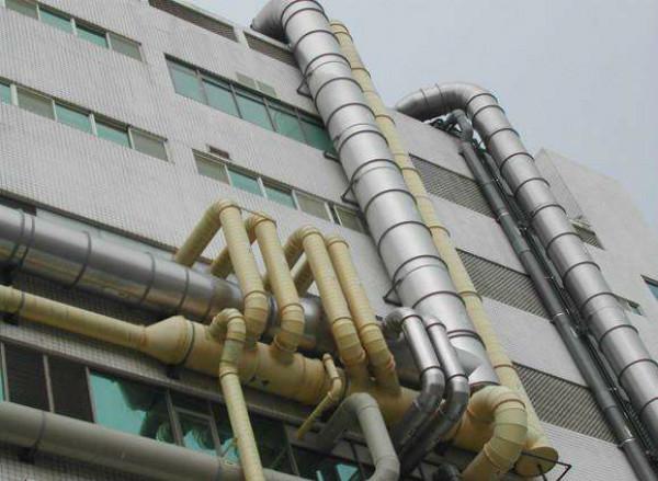 暖通风管保温施工工艺