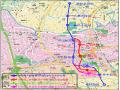 上海市轨道交通工程物探工程2标段管线物探报告(附施工图)