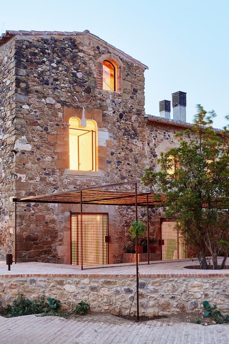 西班牙乡村房屋改造