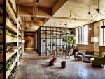 自由风的咖啡馆设计方案分享