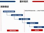 房地产开发项目经济测算培训讲义(117页)