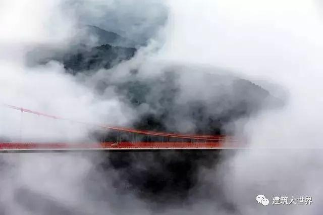 用火箭架桥!云南200层楼高的世界第一高桥!震惊世界!_27