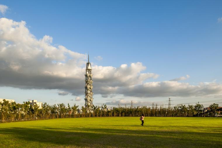 科技大学景观塔