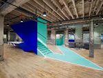 美国纽约 COWORKRS 办公室室内设计