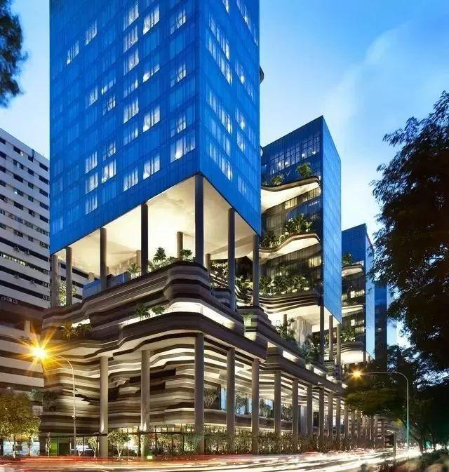 新加坡经典高端景观考察活动_79